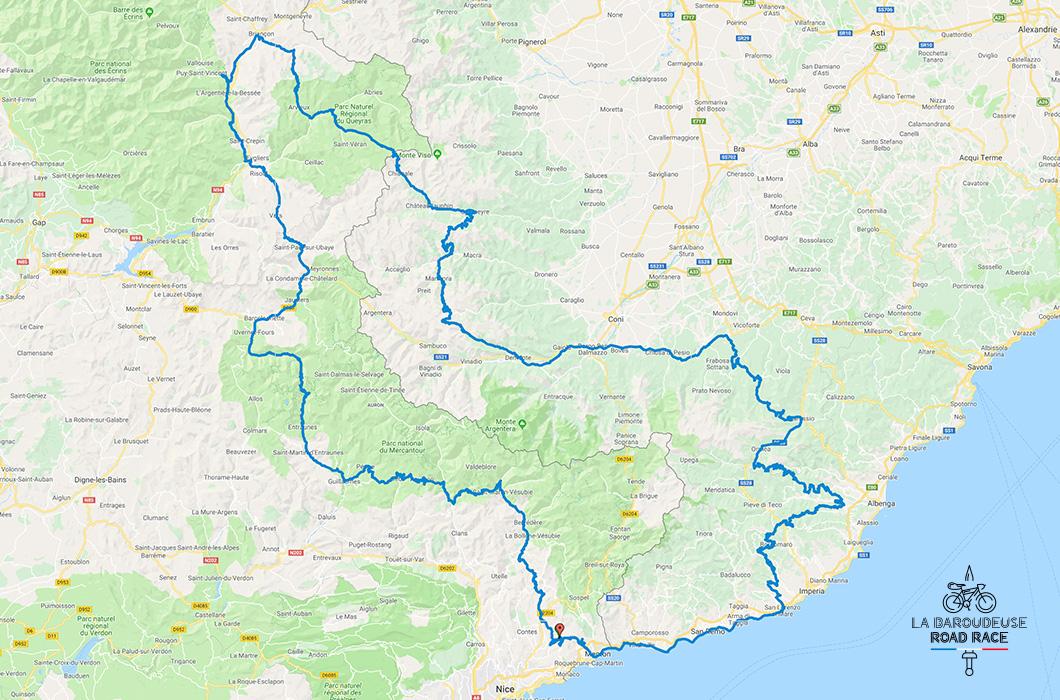 La Baroudeuse Road Race Titus